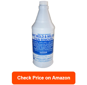 3g mold mildew and stain remover