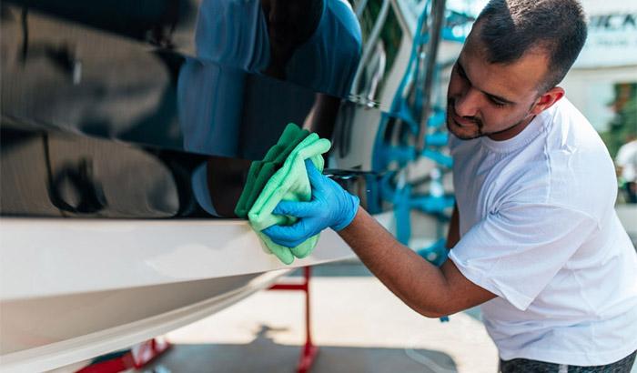 best boat vinyl cleaner